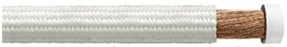 cabo de silicone com fibra de vidro e1520612903611 - Cabo de Silicone