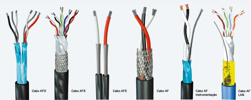 cabos automacao rs 485 - Cabos de Automação