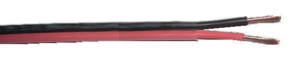 cordao paralelo bicolor 600v - Cabo para Alarme De Incêndio Endereçável