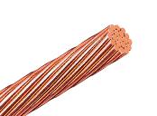 fabrica de cabo de cobre nu destaque - Fios e cabos Elétricos